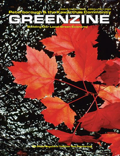 GREENZINE FALL 2013