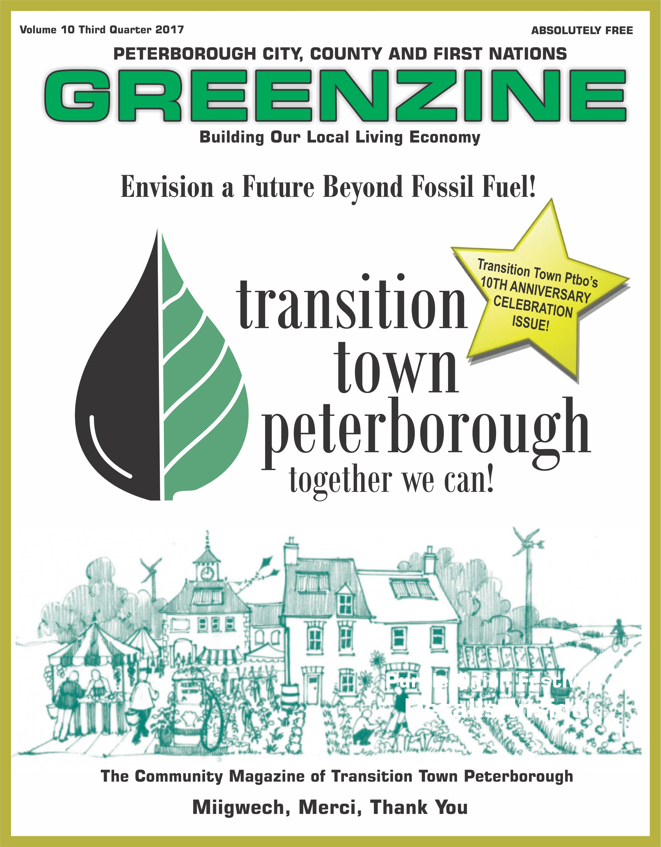 Greenzine 4th 2017