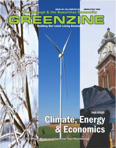 Fall Greenzine 2015