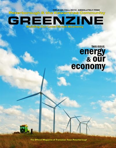 fall greenzine 2014