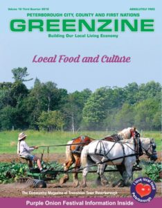 Greenzine Fall 2018